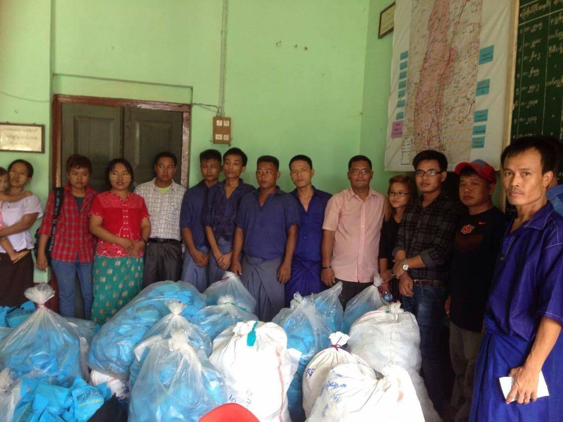 MYANMAR PRISON OUTREACH